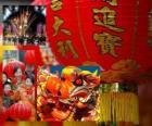 Chinees Nieuwjaar viering