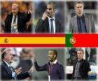 Genomineerd voor FIFA World Coach van het Jaar voor Men's Football 2010 (Vicente del Bosque, Pep Guardiola, José Mourinho)