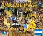 Real Club Deportivo España Apertura Kampioen 2010 (Honduras)