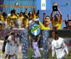 Club Social y Deportivo Comunicaciones kampioen van de Apertura 2010 (Guatemala)