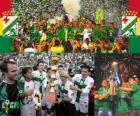 Club Deportivo Oriente Petrolero Clausura kampioen 2010 (Bolivia)
