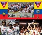 Liga Deportiva Universitaria de Quito Champion 2010 (Ecuador)