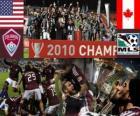 Colorado Rapids MLS Cup Kampioen 2010 (VERENIGDE STATEN EN CANADA)
