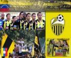 Deportivo Táchira Fútbol Club Kampioen Torneo Apertura 2010 (Venezuela)