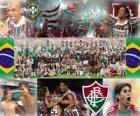 Fluminense Football Club Kampioen van de 2010 Braziliaanse kampioenschap
