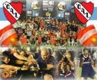 Club Atletico Independiente IX Champion 2010 Copa Sudamericana