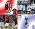 UEFA Champions League achtste finales van 2010-11, AC Milan - Tottenham Hotspur FC