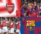 UEFA Champions League achtste finales van 2010-11, Arsenal FC - FC Barcelona