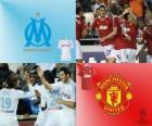 UEFA Champions League achtste finales van 2010-11, Olympique de Marseille - Manchester United
