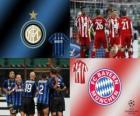 UEFA Champions League achtste finales van 2010-11, FC Bayern Munchen - FC Internazionale Milano