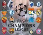 UEFA Champions League achtste finales van 2010-11
