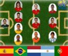 FIFA / FIFPro World XI 2010