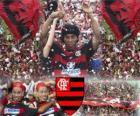 Ronaldinho tekende voor Flamengo