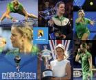 Kim Clijsters 2011 Australia Open Kampioen