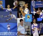 Novak Djokovic 2011 Australia Open kampioen