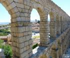 Aquaduct van Segovia, Spanje