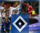 Hamburg SV, de Duitse voetbalteam