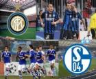 Champions League - UEFA Champions League Kwartfinale 2010-11, FC Internazionale Milano - FC Schalke 04