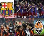 Champions League - UEFA Champions League Kwartfinale 2010-11, FC Barcelona - Shakhtar Donetsk