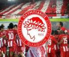 Olympiakos Piraeus FC, de Griekse team voetbal