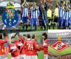 UEFA Europa League, Kwartfinale 2010-11, FC Porto - Spartak Moskou