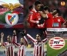 UEFA Europa League 2010-11 kwartfinales, Benfica - PSV