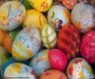 Eieren ingericht