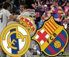 Definitieve Copa del Rey 2010-11, Real Madrid - FC Barcelona