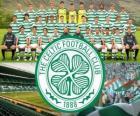 Celtic FC, beter bekend als de Keltische, Schotse voetbalclub
