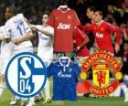 Champions League - UEFA Champions League halve finale 2010-11, FC Schalke 04 - Manchester United
