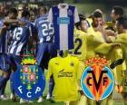 UEFA Champions League halve finale 2010-11, Porto - Villarreal