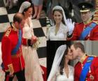 Britse Royal Wedding tussen prins William en Kate Middleton, eenmaal getrouwd