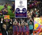 FC Barcelona gekwalificeerd voor de finale van de UEFA Champions League 2010-11