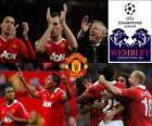 Manchester United gekwalificeerd voor de finale van de UEFA Champions League 2010-11