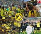 BV 09 Borussia Dortmund, de Duitse Bundesliga kampioen 2010-11