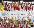 AFC Ajax Amsterdam, Champions League Nederland - Eredivisie - 2010-11