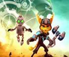 Ratchet en Clank robot