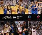 NBA Finals 2011, Game 2, Dallas Mavericks 95 - Miami Heat 93