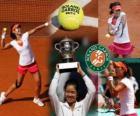 Na Li Roland Garros 2011 Kampioen