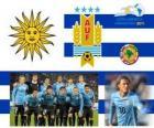 Selectie van Uruguay, Groep C, Argentinië 2011