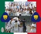 Pumas UNAM, kampioen Clausura 2011 Mexico
