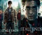 Posters Harry Potter en de Relieken van de Dood (3)