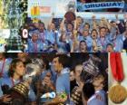 Uruguay Champion Copa America 2011