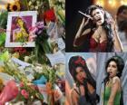 Amy Winehouse was een Engels singer-songwriter, bekend om zijn mix van verschillende genres
