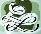 The Snake, het teken van de Slang, Jaar van de Slang. De zesde van de Chinese horoscoop tekenen