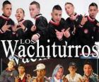 De Wachiturros een Argentijnse groep