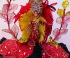 Barbie in carnaval