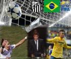 FIFA Puskás Award 2011 voor Neymar
