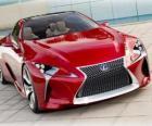 Lexus LF-LC Hybrid Sport Coupe Concept