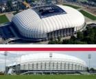 Stadion Miejski (41.609), Poznań - Polen